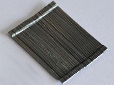 成排型钢纤维
