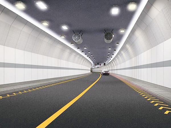 应用于隧道